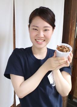 うなlady遠藤藍子さんブログ上半身.JPG